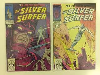 Silver Surfer - Parable - STAN LEE