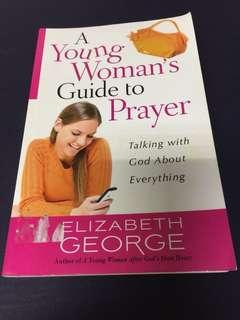 Devotional Book: A Young Woman's Guide to Prayer