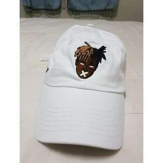 全新 xxx 老帽 彎帽 xxxtentacion nfg 饒舌 NFG 棒球帽 復古 黑 歌手 rap