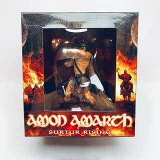 AMON AMARTH - Surtur Rising: Limited Edition Box Set Statue (5.5 inches tall)