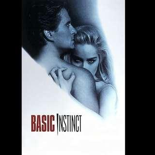[Rent-A-Movie] BASIC INSTINCT (1992)