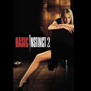 [Rent-A-Movie] BASIC INSTINCT 2 (2006)