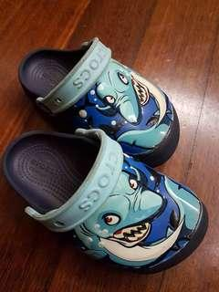Crocs For Kids (with light)