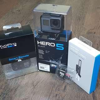 🚚 gopro hero5 black