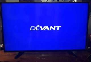 "43"" DEVANT LED TECH TV"