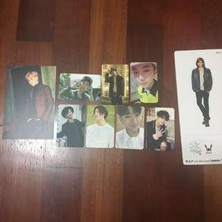 [WTS] B.A.P PHOTOCARDS