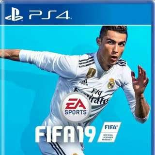 Fifa 19 Ps4 Pre Owned