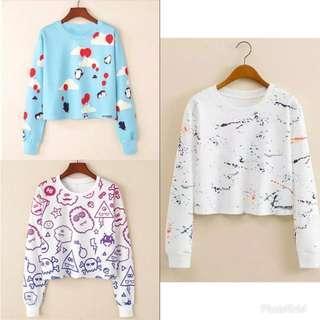 Ac sweater crop