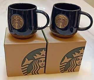 🚚 Starbucks 星巴克 藍銅章女神馬克杯
