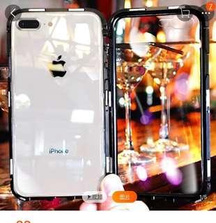 🚚 Iphone 7/8 anti shock casing in black
