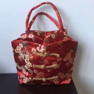 Oriental Bag / CNY Mandarin Oranges Bag