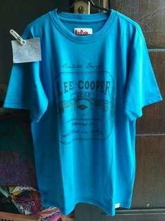 Lee Cooper Tees Light Blue