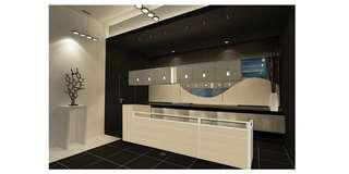 (Free Delivery) Reception Counter
