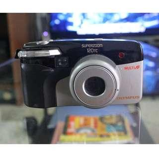 Camera Film Olympus vintage!