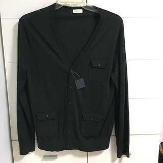 *New* Club Monaco Merino Wool Cardigan bag shoes leather