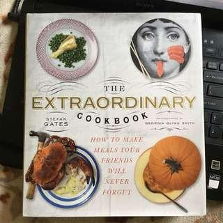 The Extraordinary Cook Book