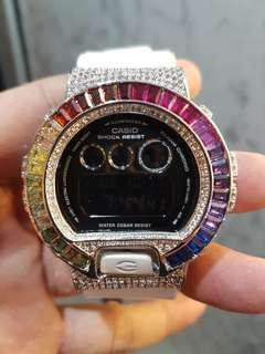 G shock customize