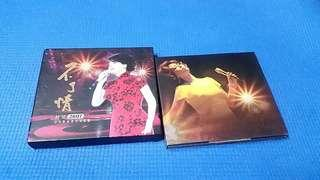 蔡琴  不了情 經典歌曲香港演唱會   CD  2007年  IFPI 正版碟