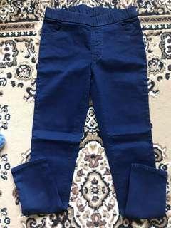 Celana Jeans Navy