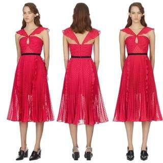 Party Dress Self-Portrait Dresses style one piece wedding gown 晚裝 一流 超靚好過租 買都要$5xxx啦