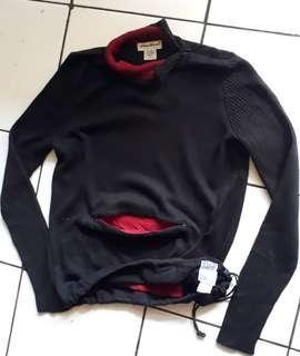 EDDIE BAUER Sweater Cotton Rajut
