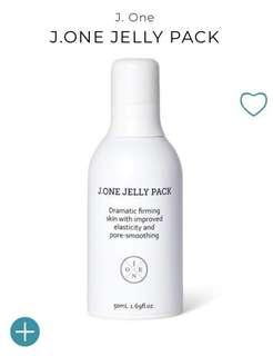 J. One Jelly Pack (New unused!)
