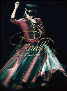 namie amuro Final Tour 2018 ~Finally~ (東京dome最終公演+25周年沖縄live+名古屋dome公演)(Blu-ray Disc3枚組)(初回生産限定盤)
