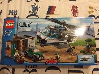 LEGO City 60046 Helicopter Surveillance BN