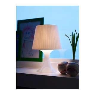 🚚 IKEA LAMPAN 桌燈