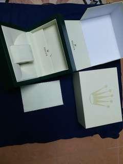 Rolex 表盒 中盒 95%新