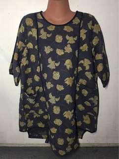 Pre loved Plus size Floral Dress
