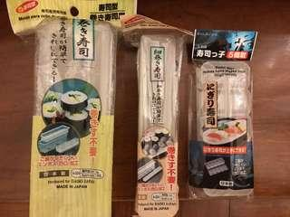 Sushi Roll molds