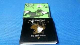 陳奕迅  EASON CHAN THE BEST MOMENT   CD  2008年  IFPI 正版碟