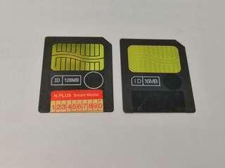 SM卡 Smart Media卡