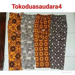 Celana boim (batik)