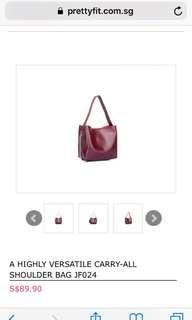PrettyFit Highly Versatile Carry-All Shoulder Bag