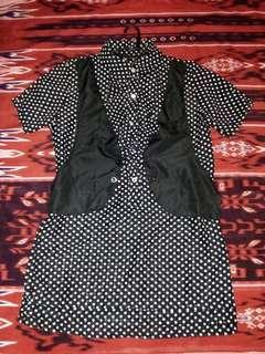 Polkadots blouse