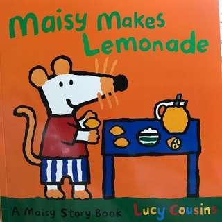 🚚 Maisy makes Lemonade <inc local postage>