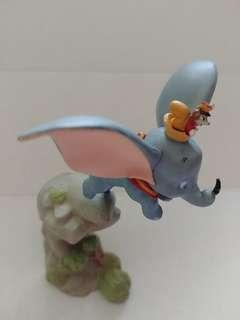 Disney 小飛象2隻