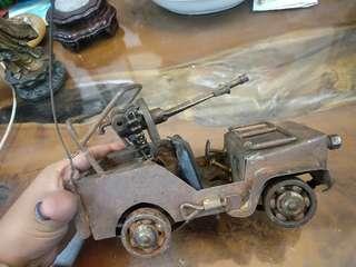 🚚 外面有錢也買不到的老砲車21*11.5*12😂$1200