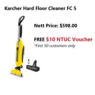 Branded New Hard Floor Cleaner FC 5 for Sale