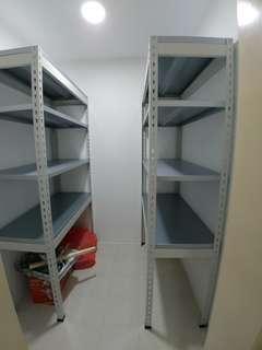 BTO storeroom 4 tier Metal Rack