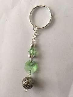 Swarovski Beads Keyring / Kechain
