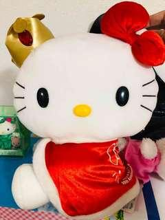 Authentic Hello Kitty Plush