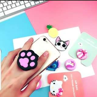 Cute korea design mobile holder stand (ready stock)
