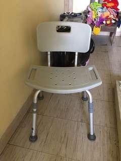 shower tub chair safety bathroom up to 400lbs