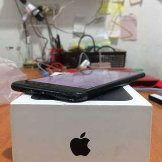 Iphone 7 Plus 128gb Blackmatte Zpa Inter Ori Bisa Tt