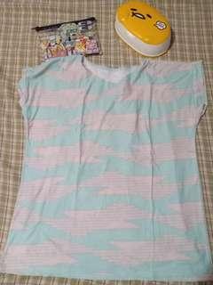Pastel Top Shirt