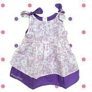 Lily purple dress