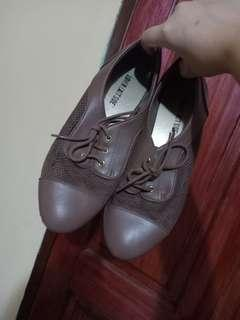 Free Shipping Oxford Loafers Shoes